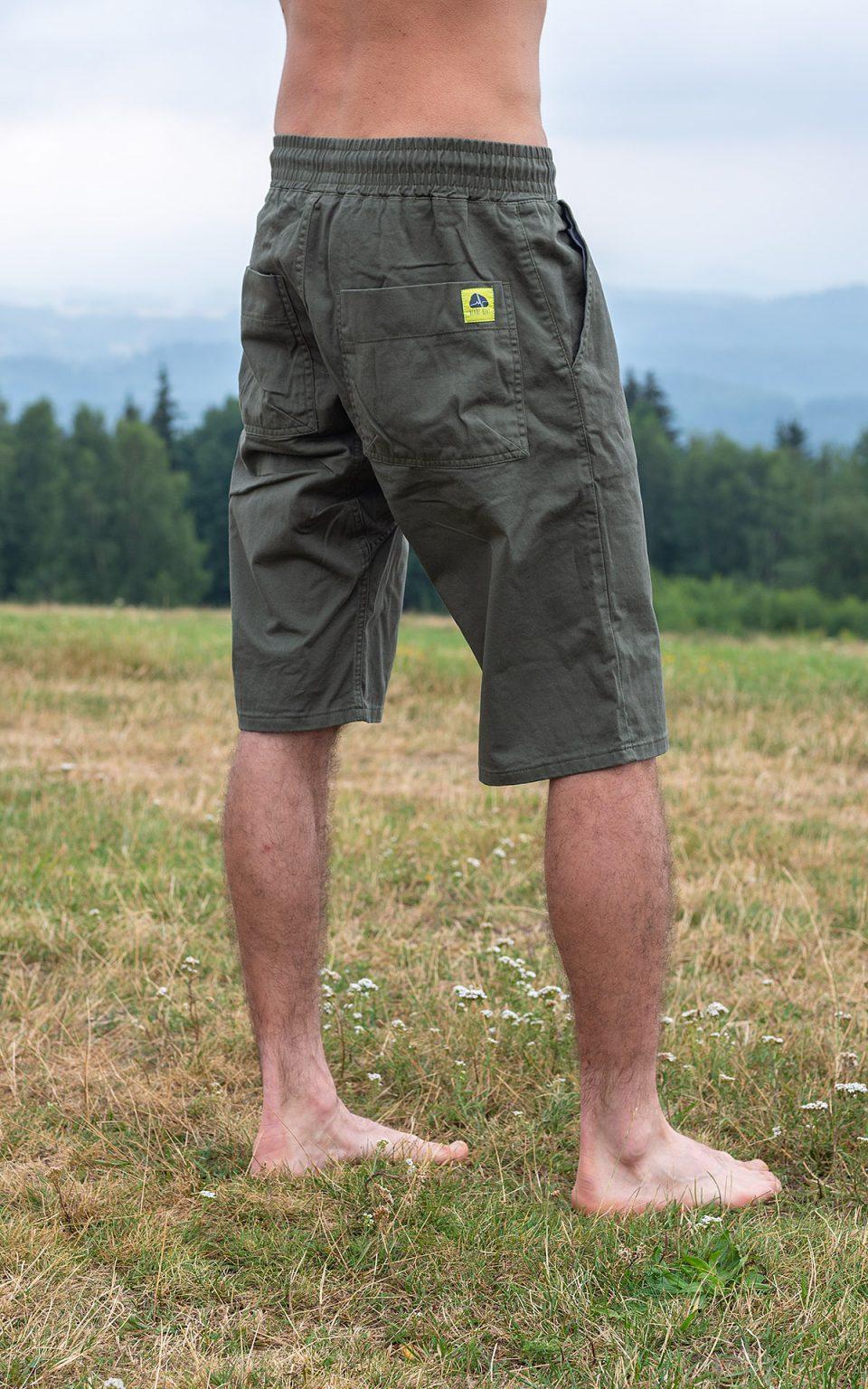 Shorty Classic man - khaki