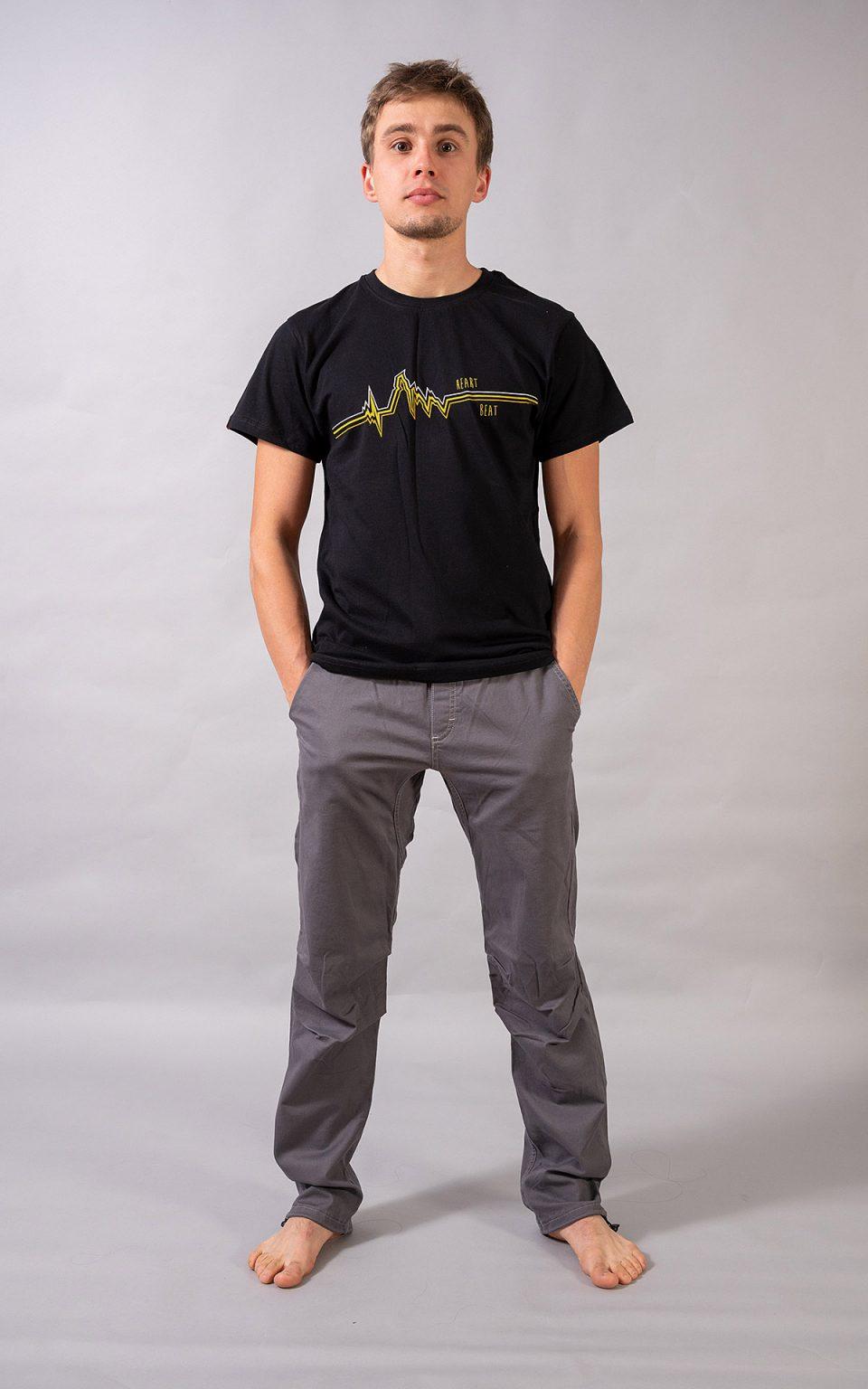 Logo t-shirt - czarna