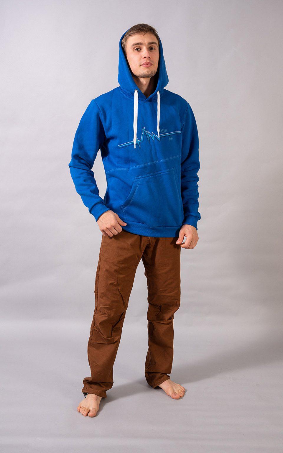 Bluza męska Cerro Torre - niebieska