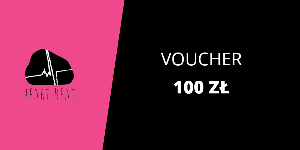 Voucher podarunkowy 100 zł