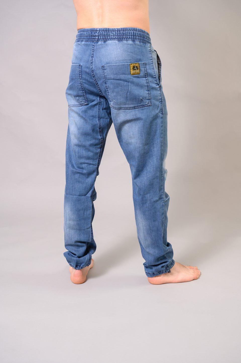 Spodnie Classic Jeans WERSJA LONG- light blue